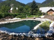 Bohinj plavalni ribnik