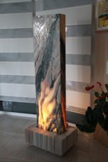 luksuzna notranja fontana marmor