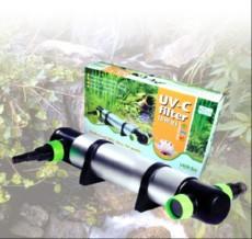 Velda - Uv zarnica - filter proti algam