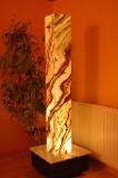 sobna fontana svetlobni efekt 4 Elements