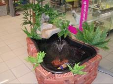 pvc ribnik primeren za sejem